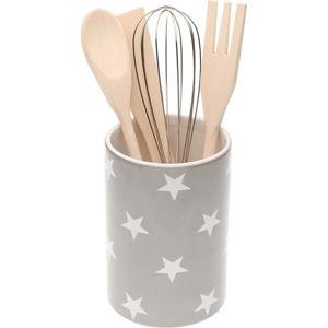 Set nádoby a 4 kuchyňských nástrojů Versa Star