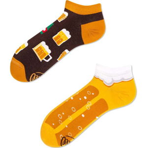 Kotníkové ponožky Many Mornings Craft Beer,vel.39–42