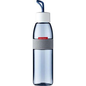 Modrá lahev na vodu Rosti Mepal Ellipse,500ml