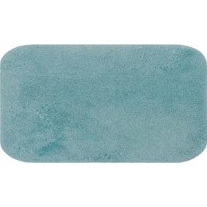 Světle modrá koupelnová předložka Confetti Bathmats Miami, 57 x 100 cm