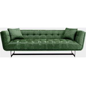 Zelená pohovka Kare Design Nashville