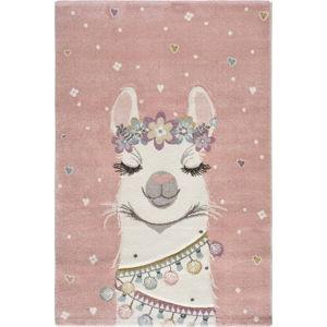 Dětský koberec Universal Kinder Lama, 120 x 170 cm