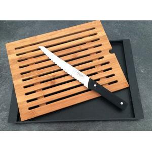Sada nože a prkénka na pečivo Jean Dubost Modernity