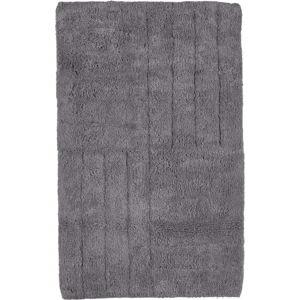 Šedá koupelnová předložka Zone Classic, 50x80cm