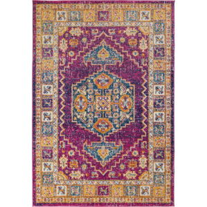Koberec Flair Rugs Urban Traditional Pink Multi,133 x 185 cm